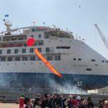 China Merchants Group спустила на воду первое китайское судно для полярных экспедиций