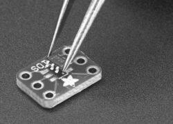В Брянске запущено производство транзисторов и микросхем на 500 нм