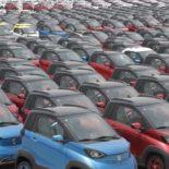 Минфин Китая резко урезает госсубсидии производителям электромобилей