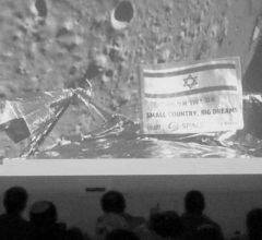 NASA показало место падения лунохода Beresheet [видео]