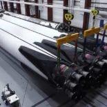 Посадка ускорителей и первой ступени Falcon Heavy [видео]