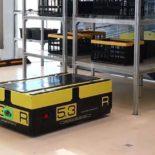 Ronavi Robotics представила серийную модель складского дрона [видео]