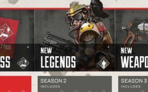 Сезон 2 в Apex Legends: когда закончится 1-й, оружие, Боевой пропуск и прочие вопросы