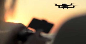 Мультикоптеры с камерами для видеосъемки