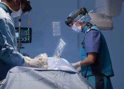 Технологии дополненной реальности в минимально инвазивной хирургии