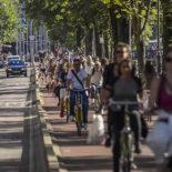 Нидерланды: больше никаких смартфонов за рулем …велосипеда!