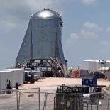 SpaceX проводит пробный пуск прототипа Starhopper [видео]
