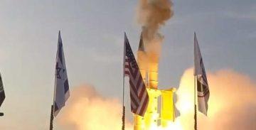 Нетаньяху выложил видео испытаний комплекса Hetz-3 на Аляске