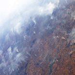 Кадры пожаров в лесах Амазонии с борта МКС