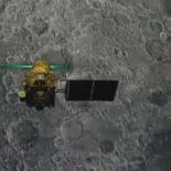 Chandrayaan-2 нашла модуль Vikram на поверхности Луны