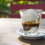 Готовим холодный эспрессо в кофемашине
