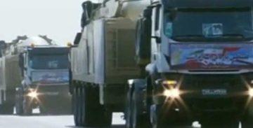 Иран показал ракету Khorramshahr с новой боеголовкой
