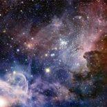 Фото «мёртвых» звёзд и туманность Мышки от телескопа ART-XC