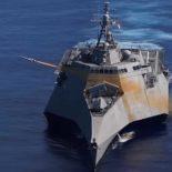 US Navy испытали новую крылатую ПКР [видео]