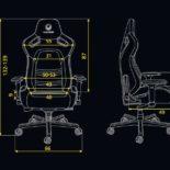 Как обращаться с геймерским креслом, чтобы служило оно долго
