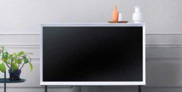 Телевизоры The Frame и The Serif от Samsung: новое слово в дизайне