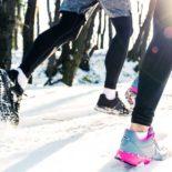 Беговые кроссовки на зиму: почему летние не катят?