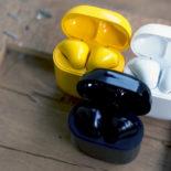 Realme Buds Air: как проверить уровень заряда и состояние батарей