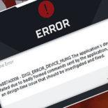 Полный device hung в Apex Legends: как обойти ошибку dxgi_error_device_hung