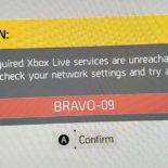 Ошибка Bravo 09 в Division 2 на Xbox One или PS4: что еще можно сделать