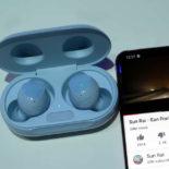 Режим прозрачности или Transparency Mode в новых Galaxy Buds Plus: как включить