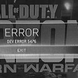 Ошибка 5476 в CoD MW и Warzone: странный способ устранить