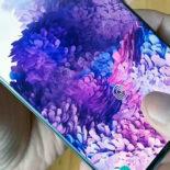 Ультразвуковой сканер отпечатков Galaxy S20: если он слишком медленный