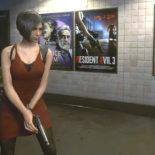 Если в Resident Evil 3 зомби и прочие враги постоянно лагают