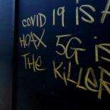 Уже полторы сотни вышек 5G сожгли европейцы в борьбе с COVID-19