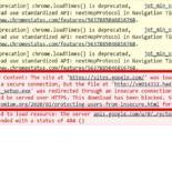Если новый Chrome 86 не дает скачать файл: почему и что делать