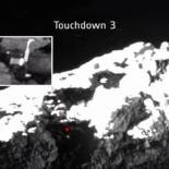 «Прыжки» Philae по комете помогли найти и исследовать лёд [видео]