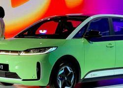 DiDi и BYD представили D1 — первый электромобиль для такси и каршеринга