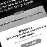 Как обойти PayWall и открыть платную статью на iPhone