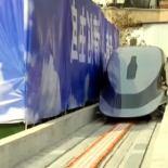 В КНР представлен прототип поезда на высокотемпературных сверхпроводниках