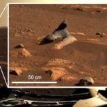Марсианский ветер и панорама кратера Езеро от Perseverance [видео]