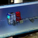 Китайская Beiben представила грузовик на водородных элементах