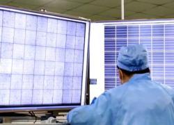 Более 70% солнечных панелей в мире производится в КНР [видео]