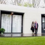 Первый в ЕС дом, распечатанный на 3D-принтере, принял жильцов