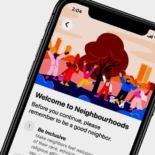 Neighborhoods — специальное приложение для соседей от Facebook