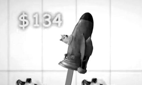 Маск пообещал отправить на Луну спутник за Dogecoin