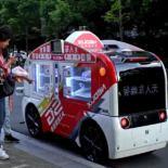 Беспилотные авто-доставщики будут работать в пекинском E-Town [видео]
