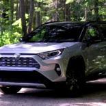 RAV4 Hybrid от Toyota: гибридный кроссовер в оптимальном исполнении