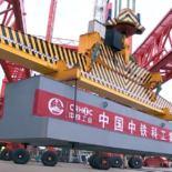 В КНР выпустили первого робота для сборки стройкомпонентов [видео]