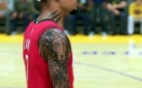 Как набить татуировку на шее в NBA 2K22 на любом уровне — рассказываем