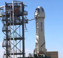 Второй полёт суборбитального New Shepard с космическими туристами [видео]