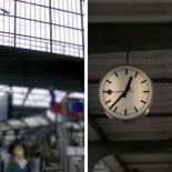 Часы швейцарских железных дорог для Apple iPad и iPhone
