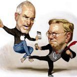 Apple против Google: битва титанов