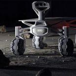 в конкурсе Lunar XPRIZE свое слово скажет лунный Audi Quattro [видео]