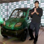 2.8 л на 100 км и всего 250 тыс. рублей: Bajaj Auto везет свой Qute в Россию [видео]
