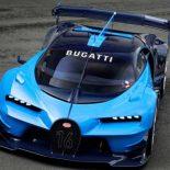 Bugatti Gran Turismo — виртуальный Ле-Ман нового концепткара [видео]